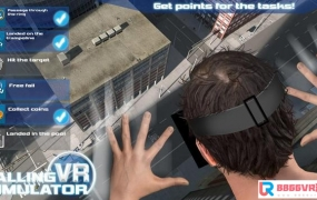 [Android VR] 下降的VR模拟器(Falling VR Simulator)