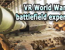 [VR游戏] VR二战战场体验 VR(VR World War II battlefield experience)