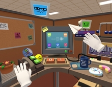 [Oculus quest] 工作模拟器VR(Job Simulator)