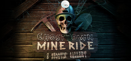 鬼城矿坑(Ghost Town Mine Ride & Shootin' Gallery)
