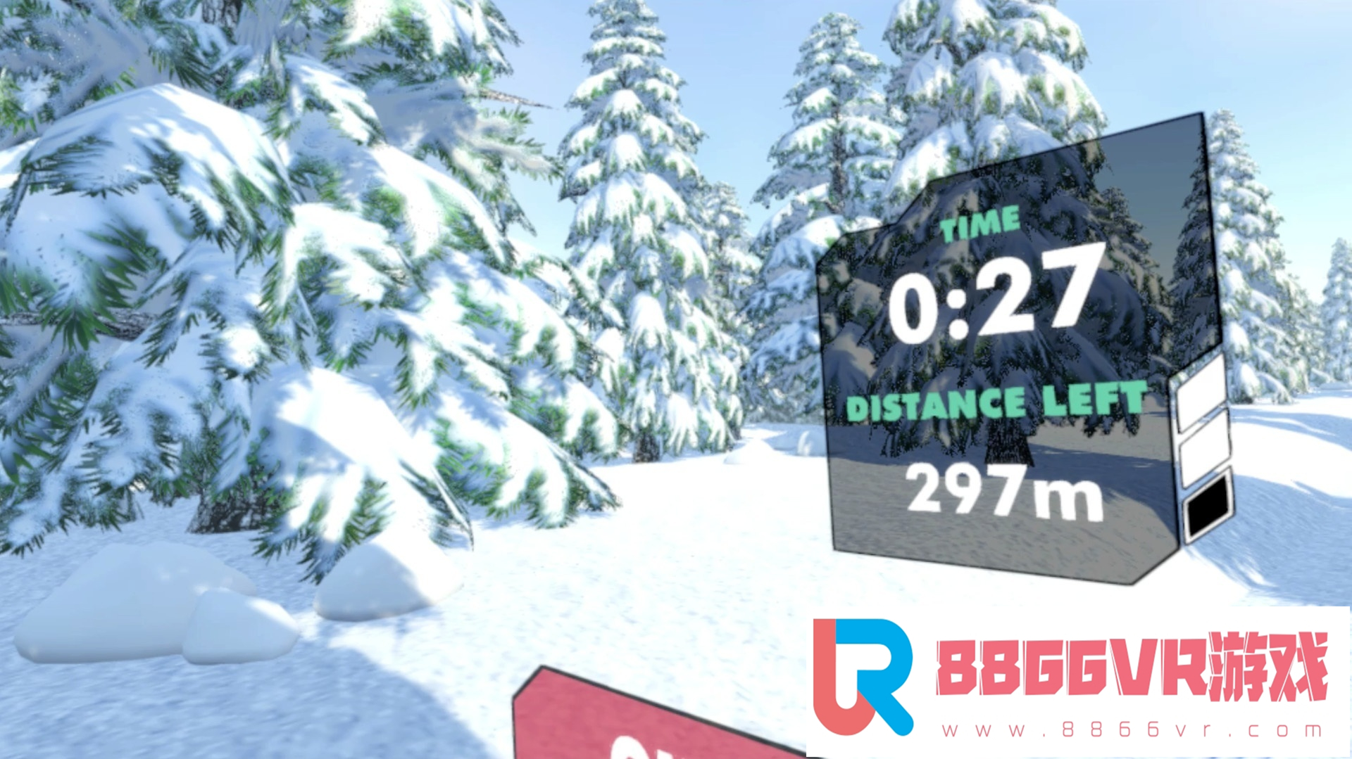 [VR交流学习] 越野滑雪 VR (Cross Country Skiing VR) vr game crack