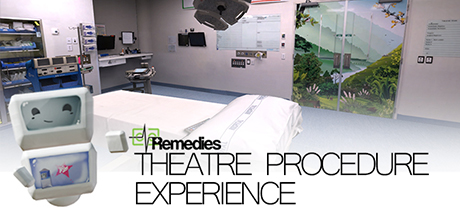[VR破解]VR治疗-手术室模拟 (VRemedies - Theatre Procedure Experience)