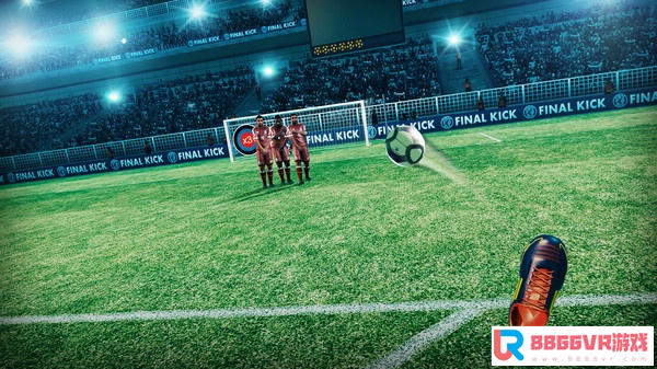 [VR交流学习] 终极足球(Final Soccer VR)vr game crack