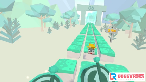 [VR交流学习] 奔跑吧班杰明(Journey: Benjamin's Adventures)