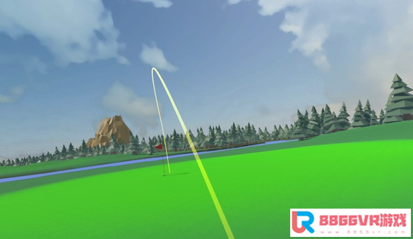[VR交流学习] 高尔夫世界(World of Golf)vr game crack