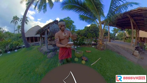 [VR交流] 利尼西亚文化(The Polynesian Cultural Center VR Experience)