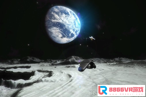 [VR交流学习] 太空旅游 (Space Travelling within the Earth-Moon System)