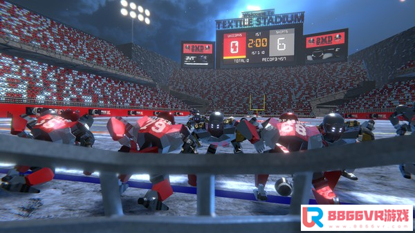 [VR交流学习]2MD:VR橄榄球进化 (2MD: VR Football Evolution)vr game crack