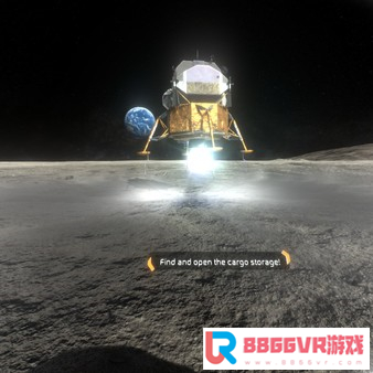 [VR交流学习] 阿波罗登月任务(Apollo Lunar Mission)vr game crack