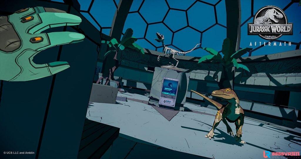 [Oculus quest] 侏罗纪世界(侏罗纪公园)(Jurassic World Aftermath VR)