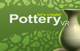 [Oculus quest] 一起做陶瓷 VR(Let's Create! Pottery VR)