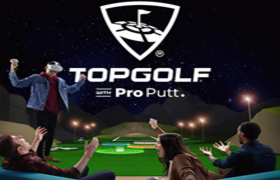 [Oculus quest] 高尔夫球 VR(Topgolf with Pro Putt)