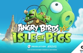 [Oculus quest] 愤怒的小鸟 VR汉化版(Angry Birds VR  Isle of Pigs)